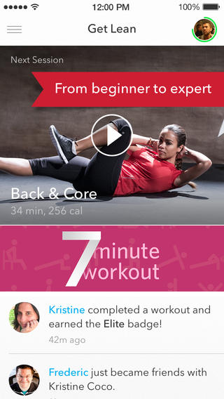 Get Fit With FitStar image