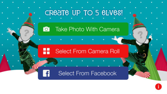ElfYourself by OfficeMax app review: a fun way to animate