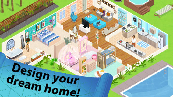 designing your home - Virtual Home Design App