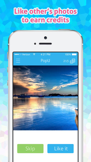 PopU app review: the no-bot way of getting more likes on