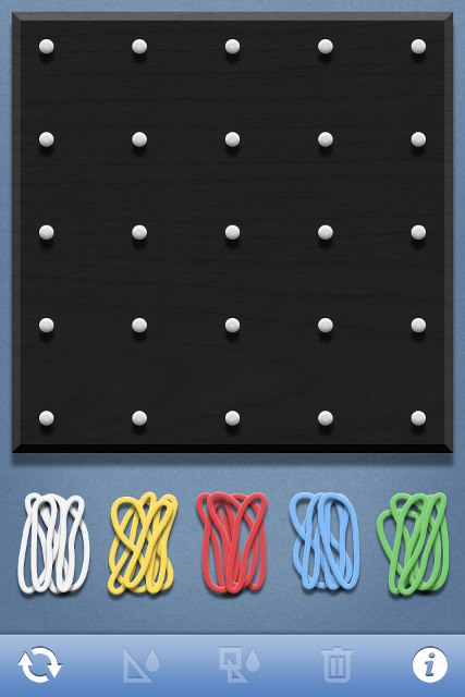 Geoboard, by The Math Learning Center app review: a handy math ...