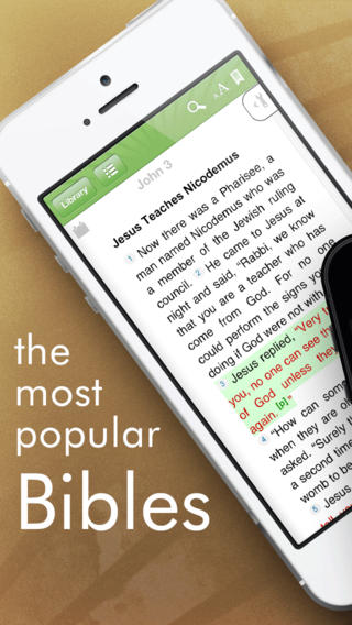 NIV Bible app review: get the most popular Bible versions in