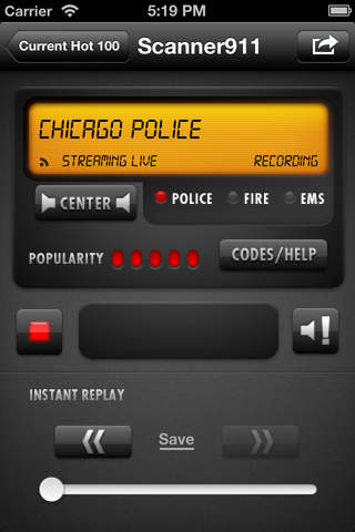 Scanner911 Police Radio Pro app review: the TiVo equivalent