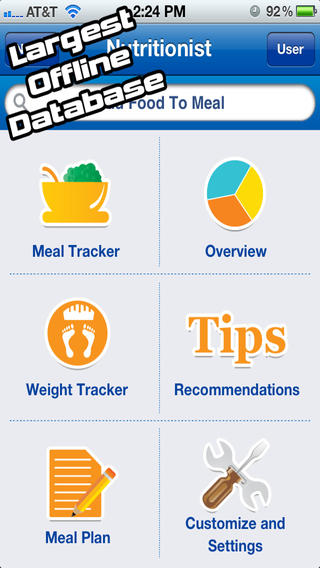 Create a personalized meal plan to follow