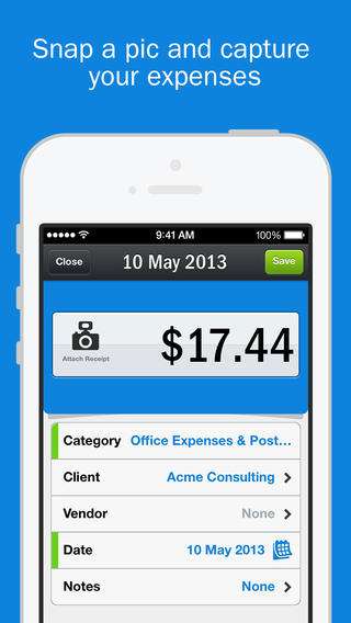 FreshBooks Cloud Accounting screenshot 2