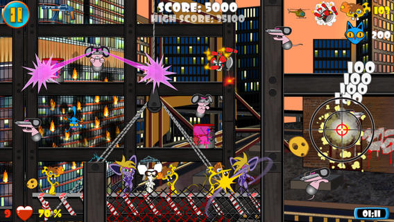 Gang Boom Bang screenshot 3