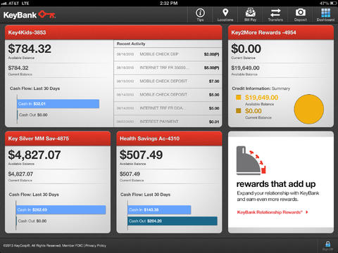 KeyBank for iPad app review: banking the way it's meant to