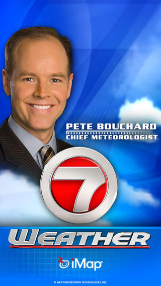 WHDH - 7 Weather Boston screenshot 1