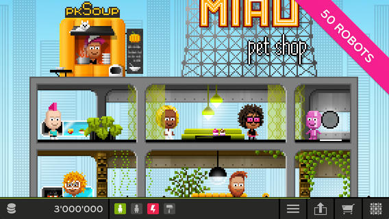 PixelMogul screenshot