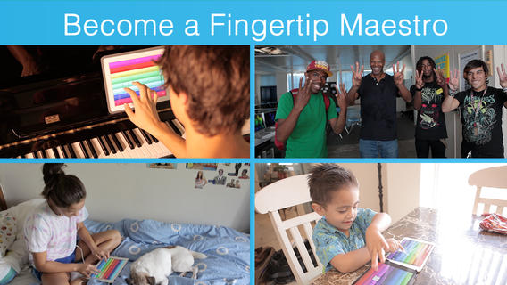 Experience the fun in Fingertip Maestro