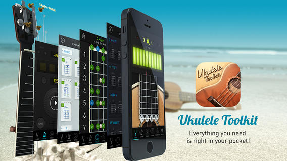 Ukulele Toolkit screenhot 1