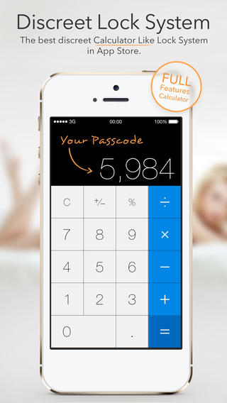 secret calculator app iphone