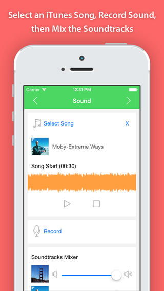 VideoSound customize your audio with ease