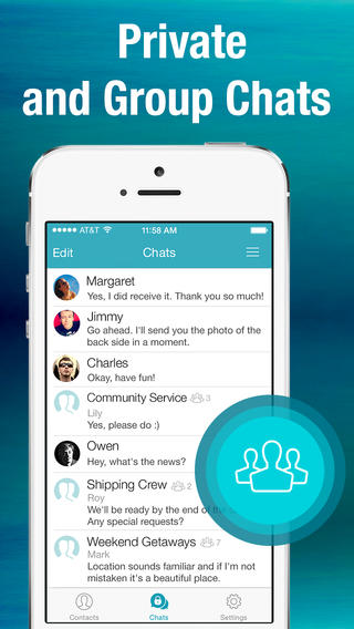 Sicher app review: safe and secure messaging - appPicker