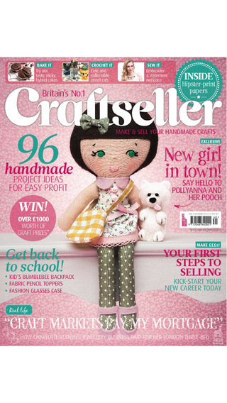 Craftseller magazine app review: create and sell - appPicker