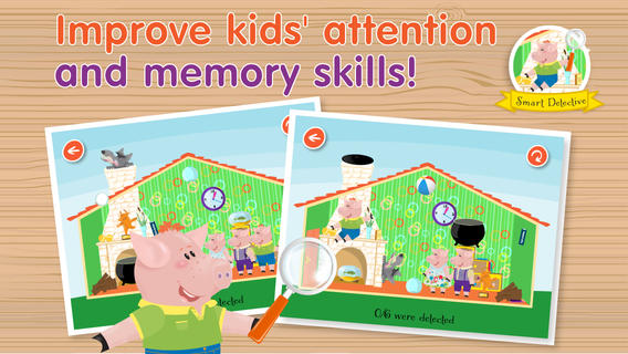 Enhance your kid's memory