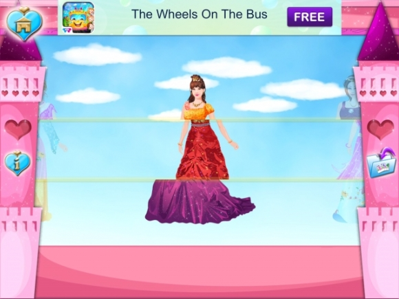 Princess Coloring Book App Review Draw Paint And Color
