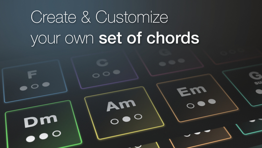 Learn eight chords and then create your own