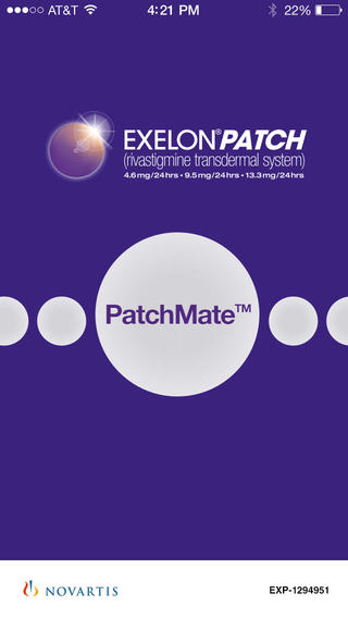 For EXELON PATCH