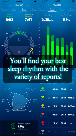 Smart Sleep Manager screenshot