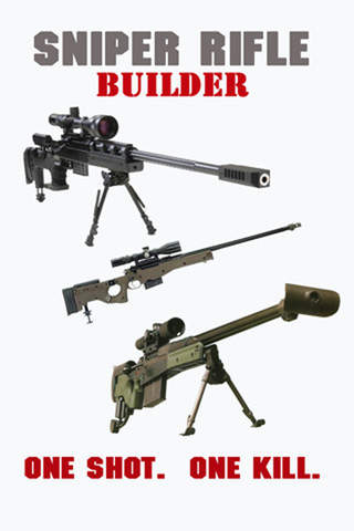 Sniper Rifle! app review: build your own rifle - appPicker
