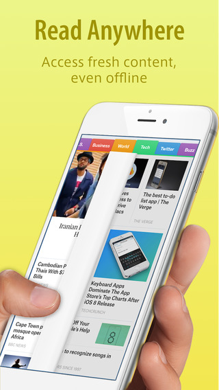 SmartNews app review: trending news & stories - appPicker