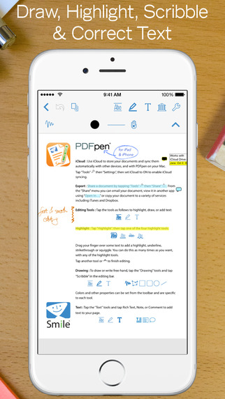 Powerful PDF annotation