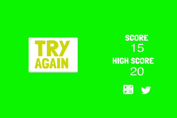 Share your high scores on social media