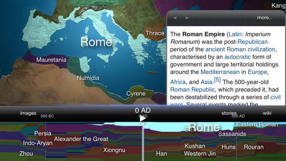 World history atlas hd with 3d app review apppicker move around the globe gumiabroncs Gallery