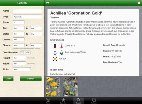 Landscaper S Companion For Ipad App Review Apppicker
