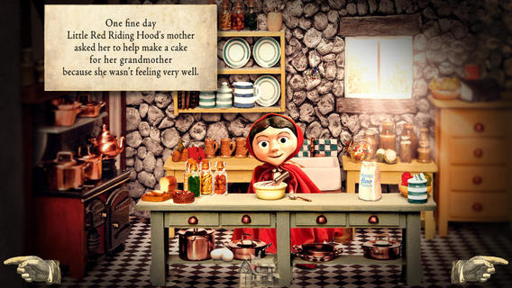 Little Red Riding Hood app review - appPicker