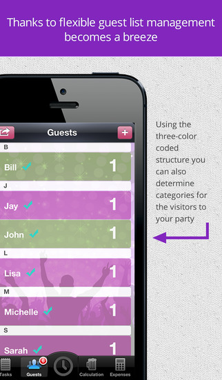 The Benefits of a Party Planner App image