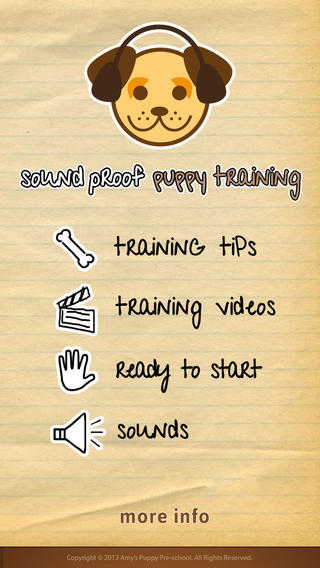 Ideal Sound Dog Training App image