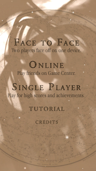 Choose from a few different game modes