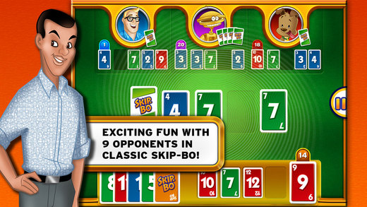 Play skip bo online with friends