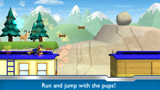 Kids can engage in a variety of mini games