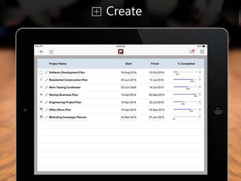 A New Way of Creating Project Plans While on the Go image