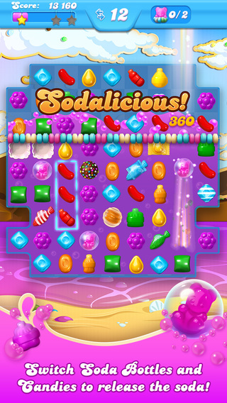 Best features of Candy Crush Soda Saga image