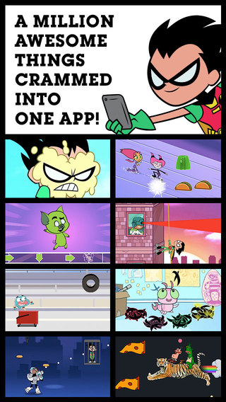 The Perfect App for All Cartoon Network Fans image