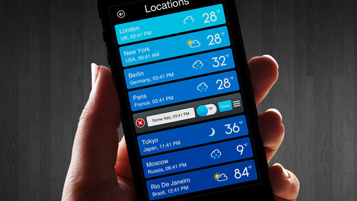 Get all the weather details you want and need