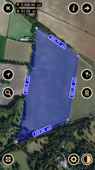 Become an Instant Land Surveyor with Planimeter image