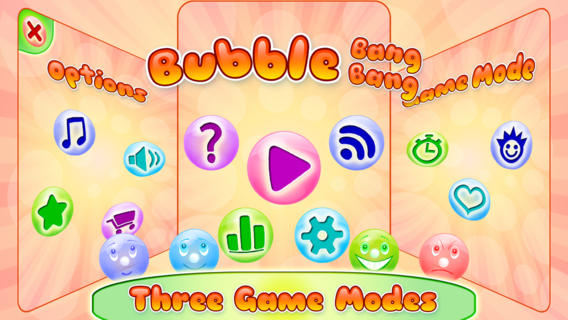 Enjoy a variety of game modes including a kids mode