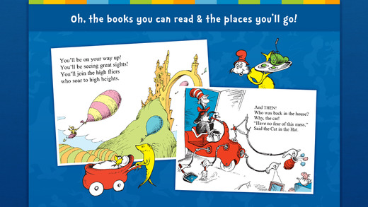 Interacting with Dr. Seuss image