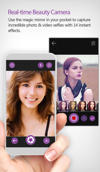 The All-in-One Selfie Cam and Photo Editor image