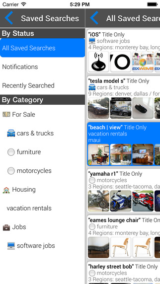 CSmart for Craigslist app review - appPicker