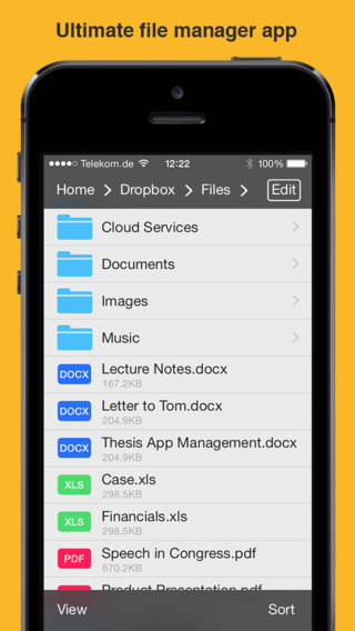 File Manager app review - appPicker
