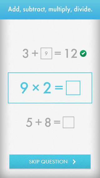 Race the Clock While Solving Math Problems image
