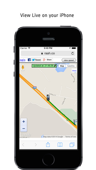 How Route Tracker Works? image
