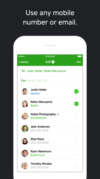 Square Cash app review - appPicker