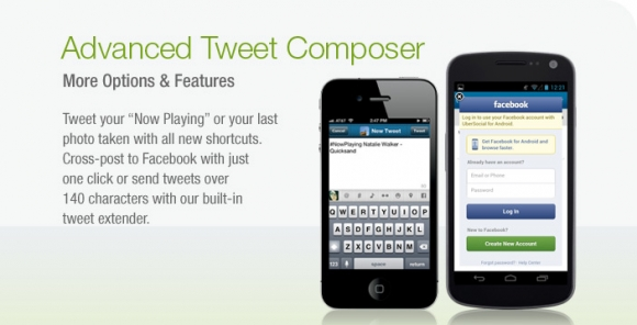 Advanced Tweet composer
